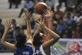 Tim basket putri Jambi uji coba ke Jakarta