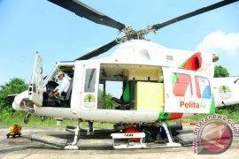 BNPB Padamkan Api di Kalbar