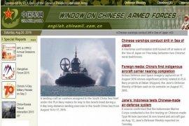 China Gelar Latihan Militer di Laut Jepang