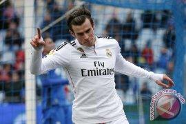 Real Madrid Taklukkan Sociedad 3-0, Bale Cetak Dwigol