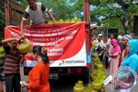 Hiswanamigas Sebar 6.180 Tabung Gas Antisipasi Kelangkaan