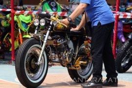 Persiapan sebelum memodifikasi sepeda motor