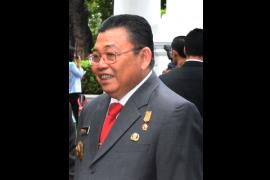 Gubernur Kalbar Dorong Negara Maju Lakukan Penghijauan