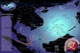 Filipina tunjukkan foto kapal China di kawasan sengketa