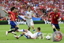 David Silva bawa Spanyol tundukkan Belgia 2-0