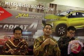 Mitsubishi Sasar Mahasiswa Pontianak Dengan New Mirage