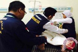 70 petugas kesehatan tak berhaji demi maksimalkan layanan