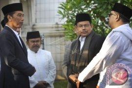 Jokowi Rayakan Idul Adha Bersama Masyarakat Banten