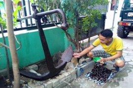 Benda Kuno Diperkirakan di Bengawan Solo Bojonegoro
