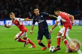 PSG ditahan imbang Arsenal pada pembukaan Grup A