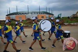 Jabar Juara Umum Cabang Olahraga Drumband