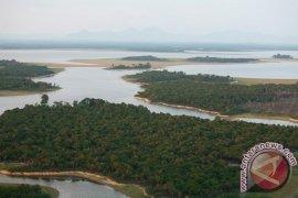 Petugas amankan pembawa kayu ilegal Danau Sentarum