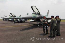 Nilai Hibah Pesawat F-16C/D Capai Rp7 Triliun