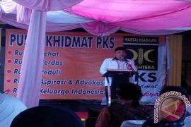 PKS Depok Resmikan Pusat Khidmat