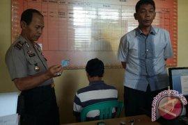 Polisi gagalkan penyelundupan sabu ke Lapas Curup