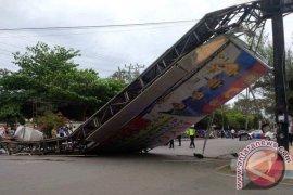 Hujan badai landa Kota Bengkulu