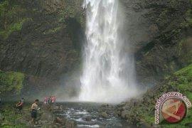Satu Desa Mukomuko kembangkan destinasi wisata Air Terjun