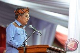 Wapres Berikan Ucapan Selamat Kepada Jawa Barat