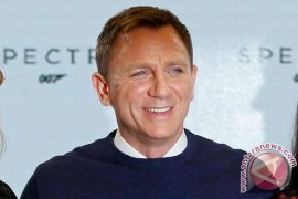 Daniel Craig masih jadi pilihan pertama pemeran James Bond