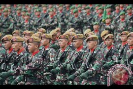 Pensiun prajurit TNI bakal diperpanjang jadi usia 58 tahun