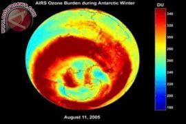 Lubang ozon Antartika salah satu yang terbesar