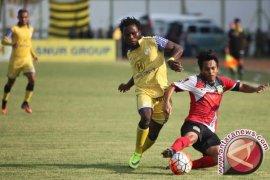 Persiba Kalahkan Tuan Rumah Bali United 2-1