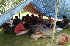 Sejumlah Buruh PTPN XIII Mogok Kerja