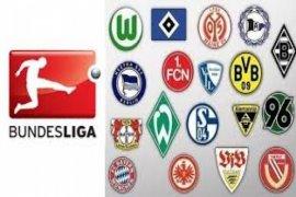 Bola Liga Jerman, Dortmund dan Bayern bersaing ketat