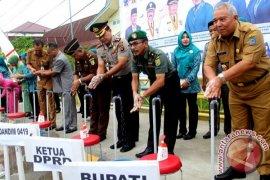 Dinkes Masifkan Kampanye Cuci Tangan Pakai Sabun
