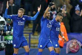 Vardy sumbang gol saat Leicester kalahkan Arsenal