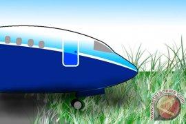 Pesawat Sriwijaya Air Tergelincir di Bandara Manokwari