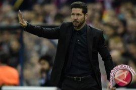 Simeone Ingin Penonton Berisik Saat Atletico Jamu Arsenal
