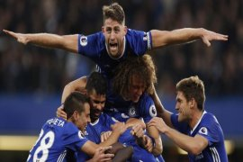 Hebat, Arsenal dan Chelsea ke babak 16 besar Liga Europa