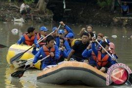 Dinsosnaker Pangkalpinang Sosialisasikan Kampung Siaga Bencana
