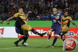 Mitra Kukar Tumbangkan Gresik United 2-1