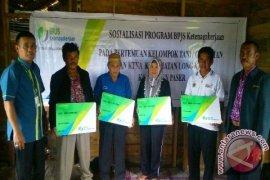 BPJS Ketenagakerjaan Paser Sosialisasi ke Pekerja Informal