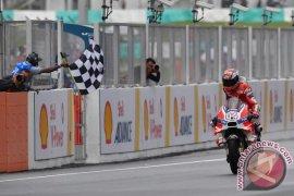 Dovizioso raja lintasan basah GP Valencia