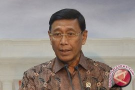 Wiranto: polisi sedang tangani kasus dugaan penistaan agama