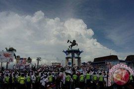 Lewat TVRI, pengunjuk rasa sampaikan tuntutan ke tingkat nasional