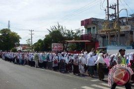 Kemenag Bengkulu ingatkan pengunjuk rasa tetap damai