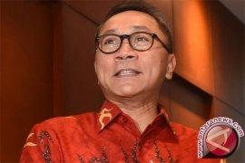Ketua Umum PAN Zulkifli Hasan akan temui SBY malam ini