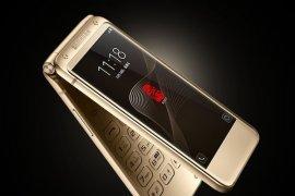 Samsung Luncurkan Flip Phone Android W2017