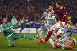 Pencetak gol Liga Italia, Edin Dzeko tunjukkan kualitas