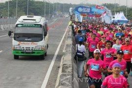 Lomba Half Marathon Suramadu