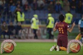 Trigol Mohamed Salah Antar Roma Bekap Bologna 3-0