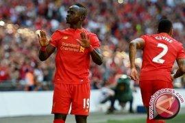 Sadio Mane memperpanjang kontrak dengan Liverpool