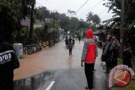 Banjir Rendam 600 Rumah Di Cidolog Sukabumi