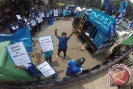 Ribuan Buruh KSPI Akan Melakukan Aksi Pra-May Day Rabu