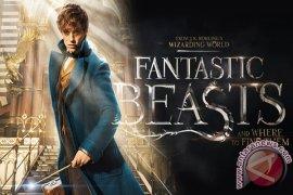 J.K. Rowling Berharap Film Fantastic Beasts Disukai Penggemar Harry Potter