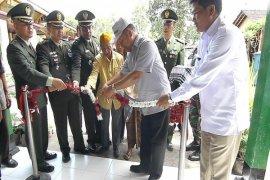 Semen Indonesia Serahkan Hasil Bedah Rumah Veteran Tahap Satu di Jawa Tengah